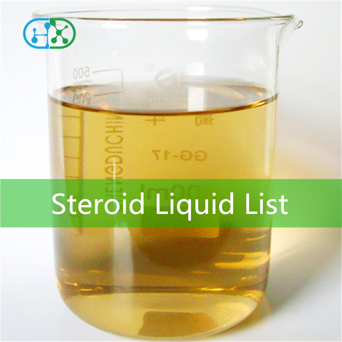 Premade Steroid Liquid List