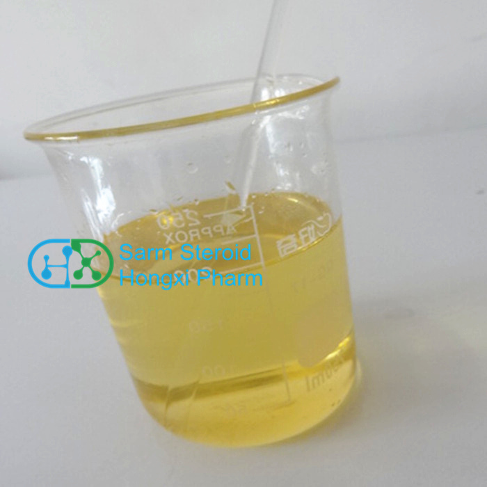 Semi-finished Drostanolone Propionate 100mg/ml Masteron Liquid