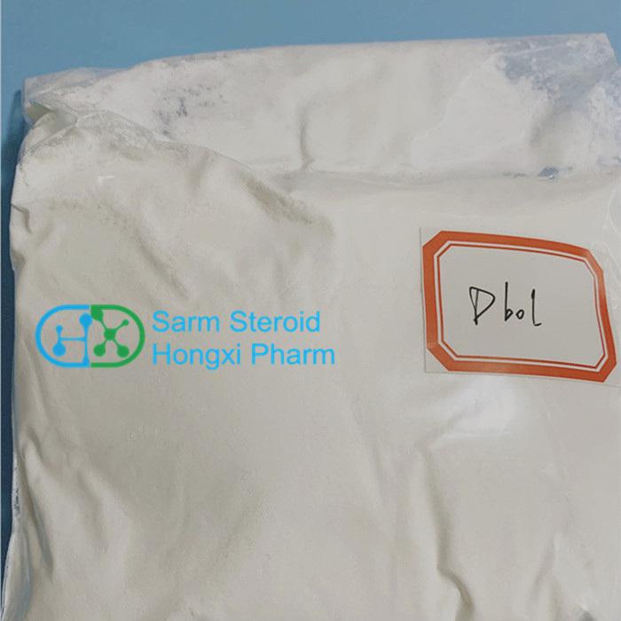 Anabole Steroid Methandienone Dianabol Pulver