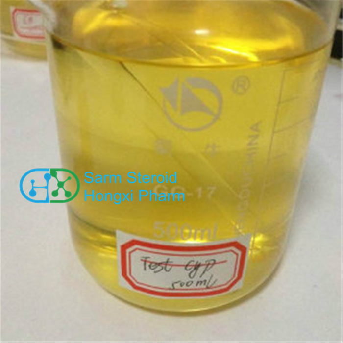 Premixed Steroid Oil Testosterone Cypionate 250mg / Ml