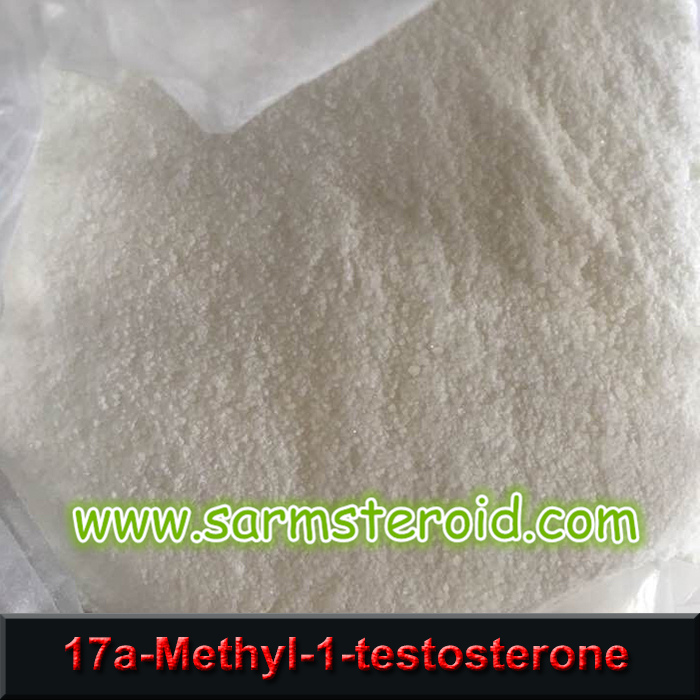 17a-Methyl-1-Testosteron/M1T Pulver