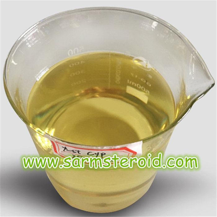 Steroid Liquid Oil-dissolved Injectable Testosterone Cypionate Premixed Oil