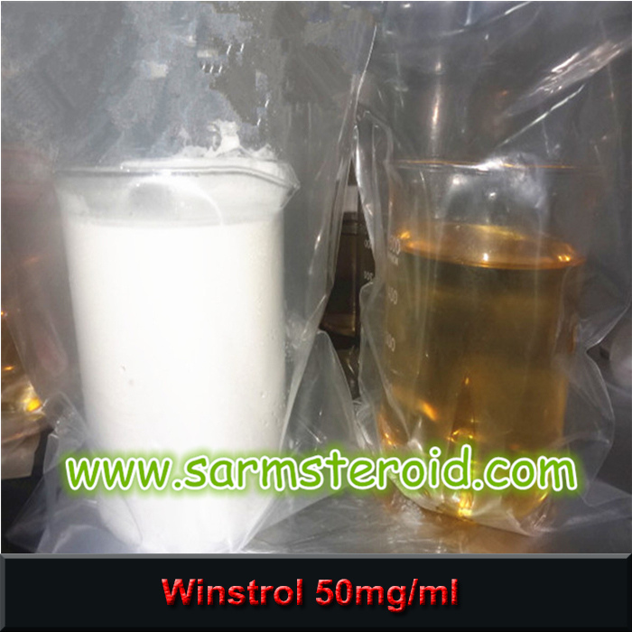 Steroid Water Suspension Stanozolol Winstrol Winny 50 mg/Ml Oil Based