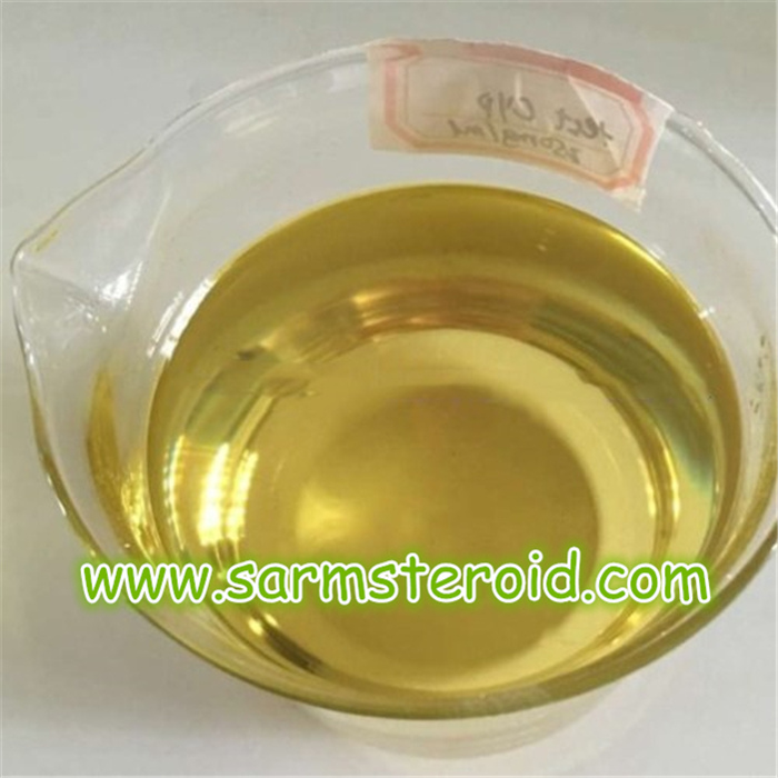 Steroid Oil Drostanolone Enanthate Premixed Liquid with Recipe